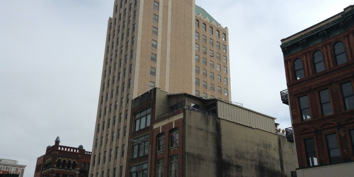 New hotel would bring life to historic Birmingham Building that has been vacant for years