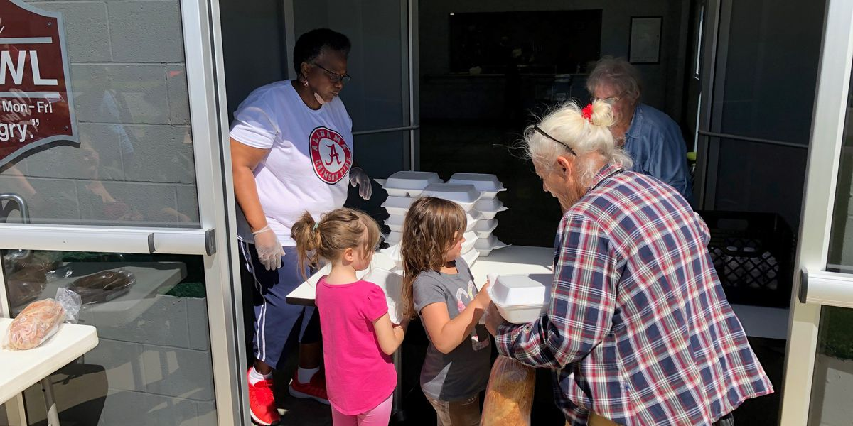 Anniston soup kitchen gets uptick in business during COVID-19 emergency