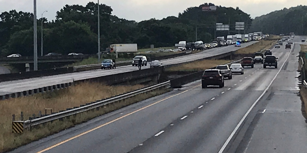 All I-59/20 SB lanes reopen after multiple accidents