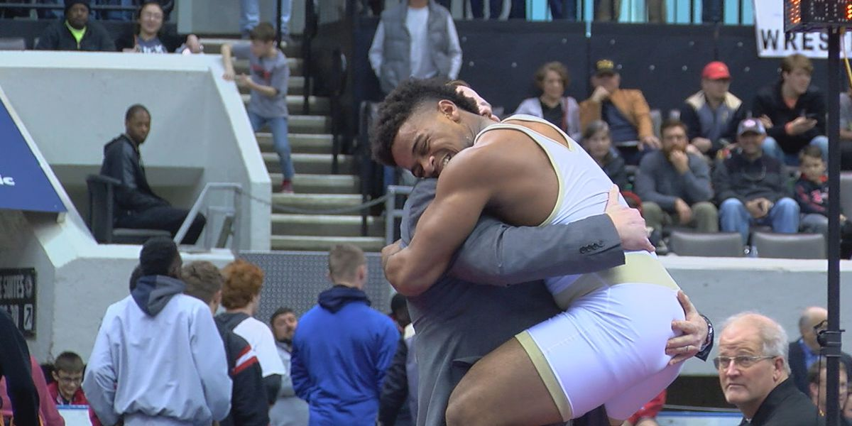 McAdory wins first-ever State Wrestling Championship