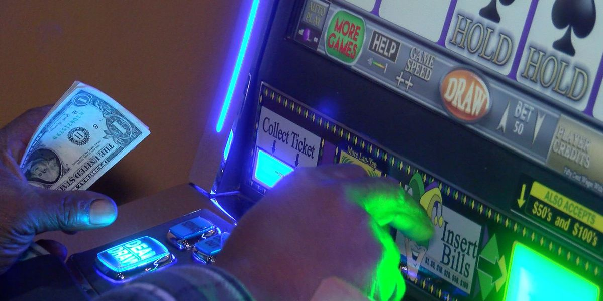 Bill filed to allow Alabamians to vote on lottery, expanding gaming