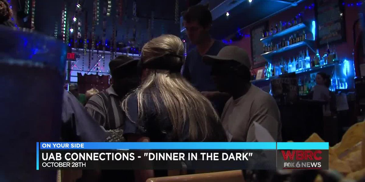 UAB Connections 'Dinner in the Dark'