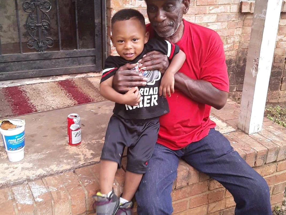 Neighbors are reeling after a house fire kills a little boy and his great grandfather