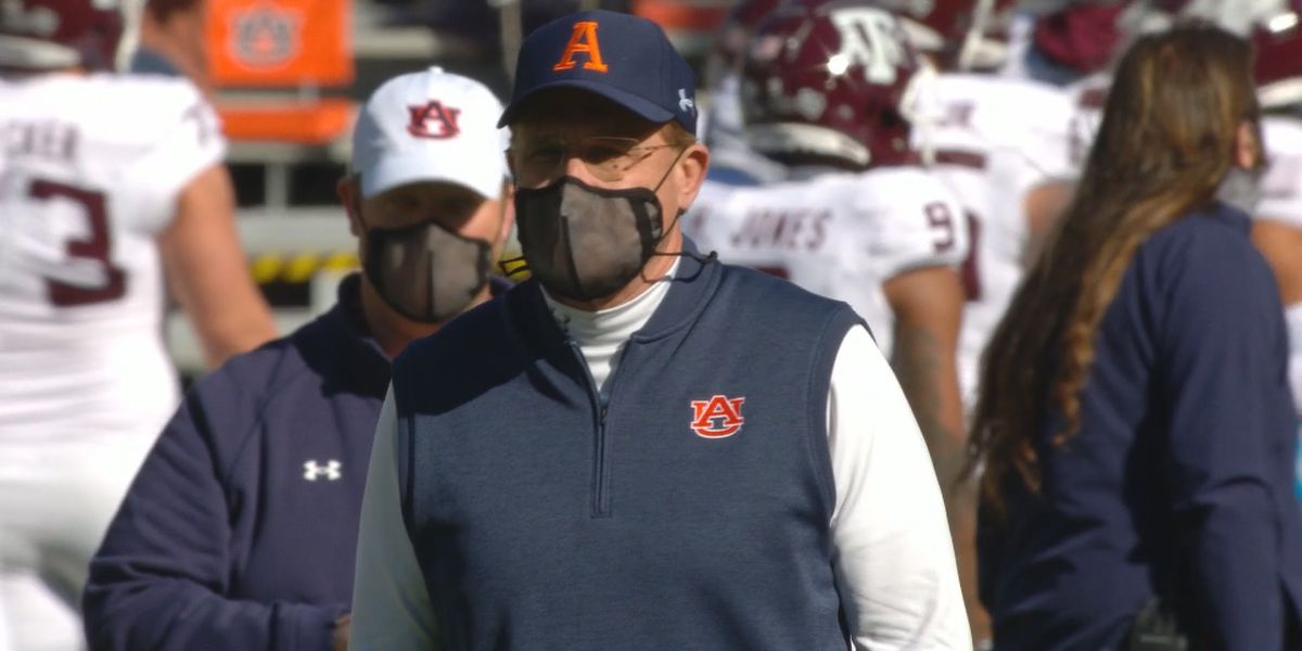When will Auburn name its new football coach?