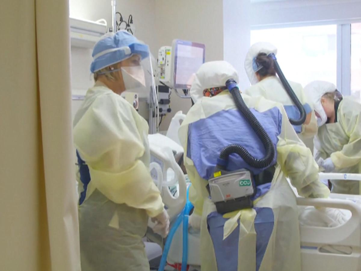 Ala. state senator hospitalized with COVID-19 now on ventilator