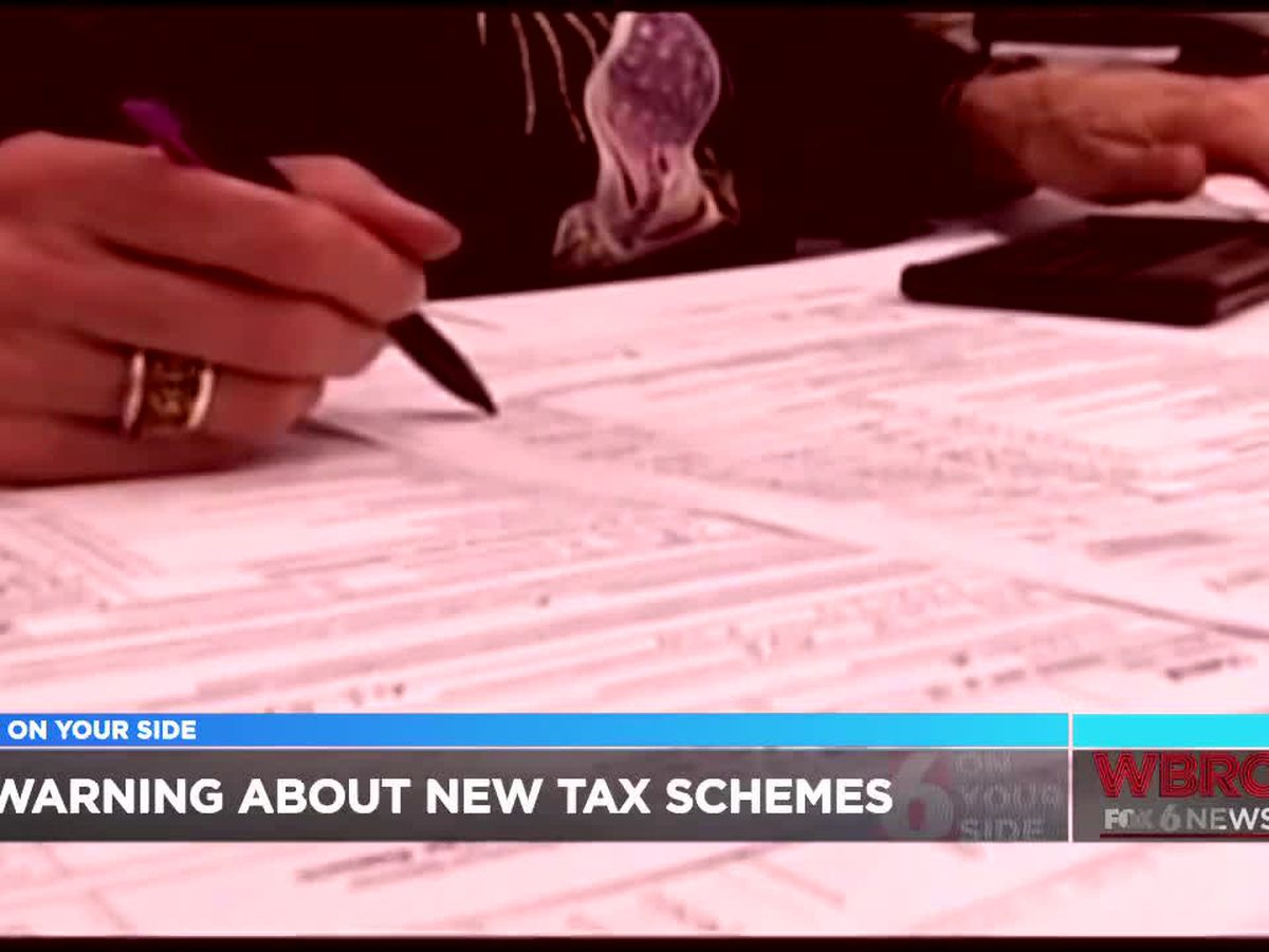 Consumer experts warn of tax schemes