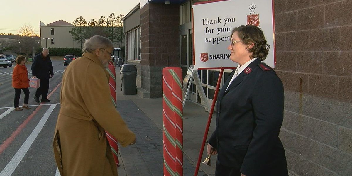 Salvation Army: Bell ringers, donations needed ahead of Christmas