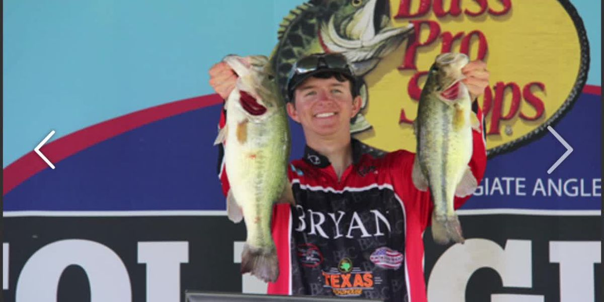 VIDEO; Collegiate BASS Fishing National Champ
