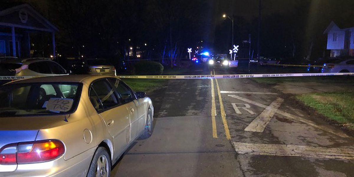 Person of interest flees scene and wrecks after Pratt City shooting