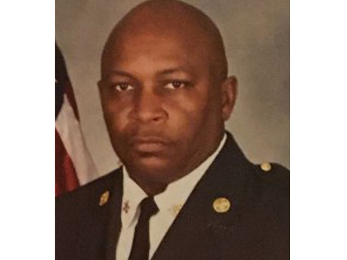 Midfield Fire Chief dies at age 59