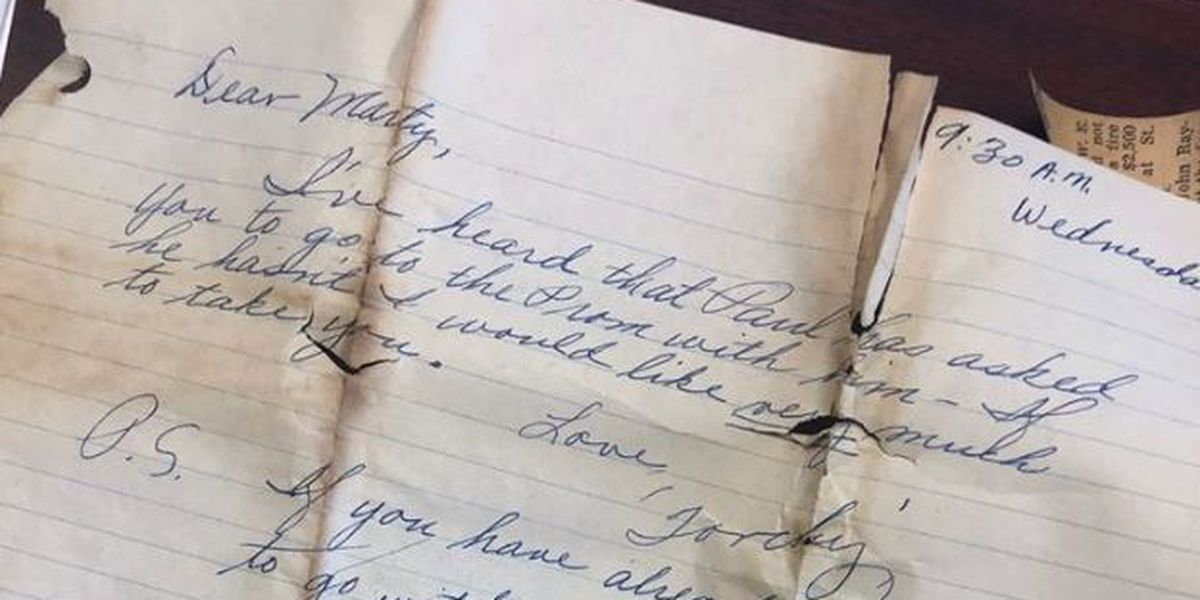 Purse missing since 1950s found at site of old Indiana high school