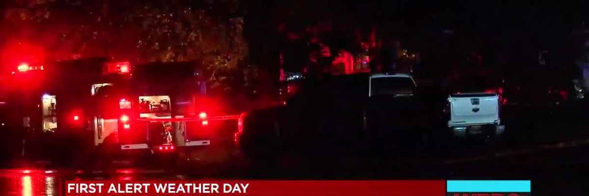 Woman killed when tree fell on home in St. Clair Co.