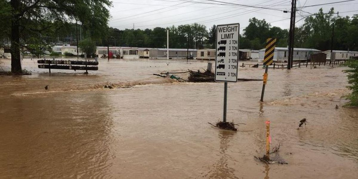 Flash flooding concerns tonight and worries over the future of our state parks