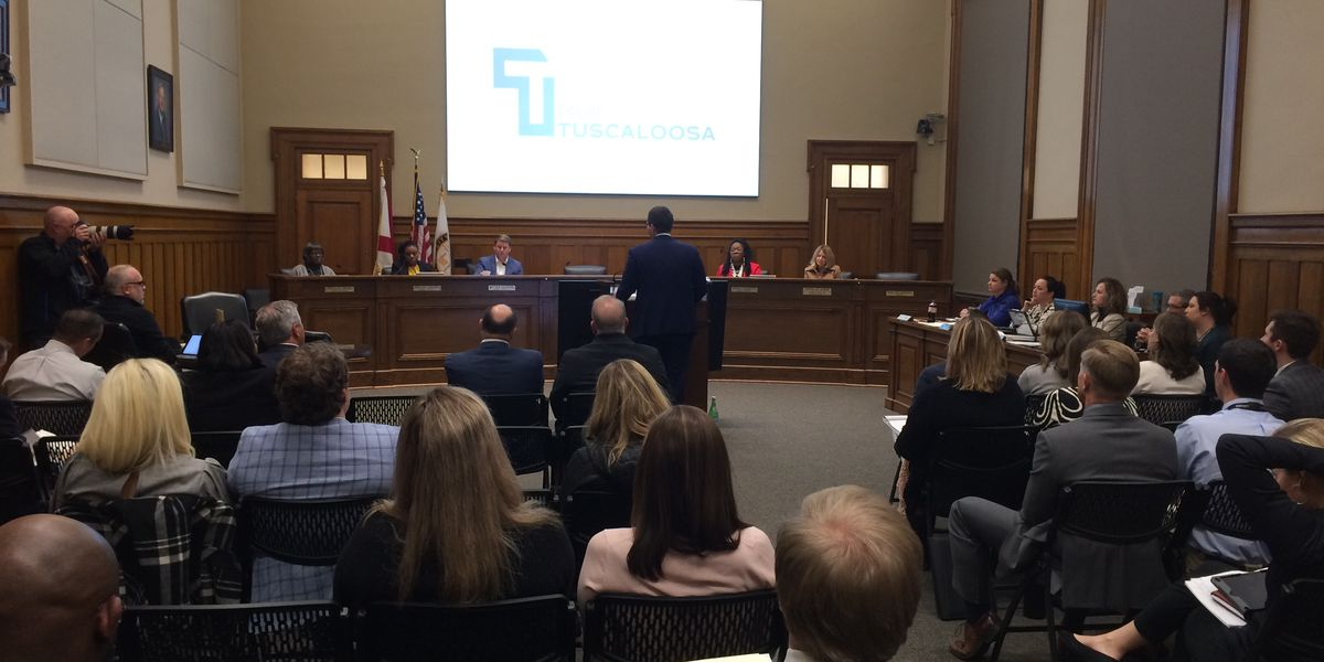 "Tuscaloosa Mayor holds open house on ""Elevate Tuscaloosa"" plan"