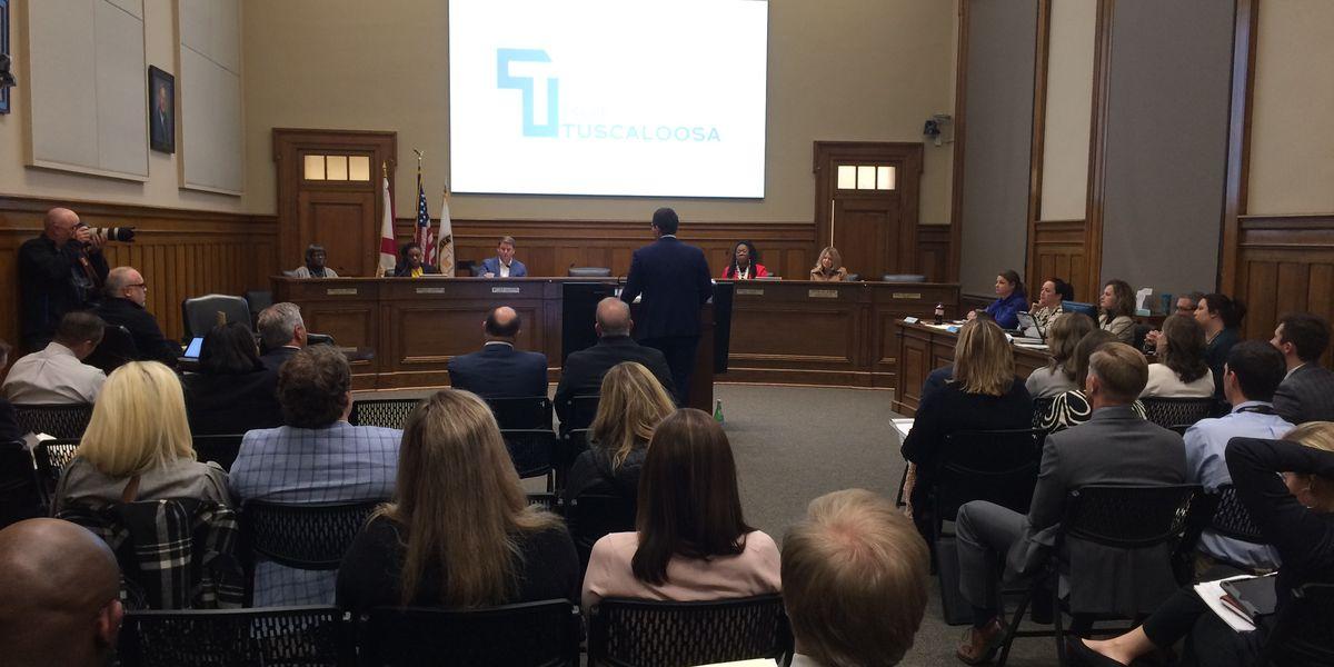 Tuscaloosa City Council approves sales tax increase