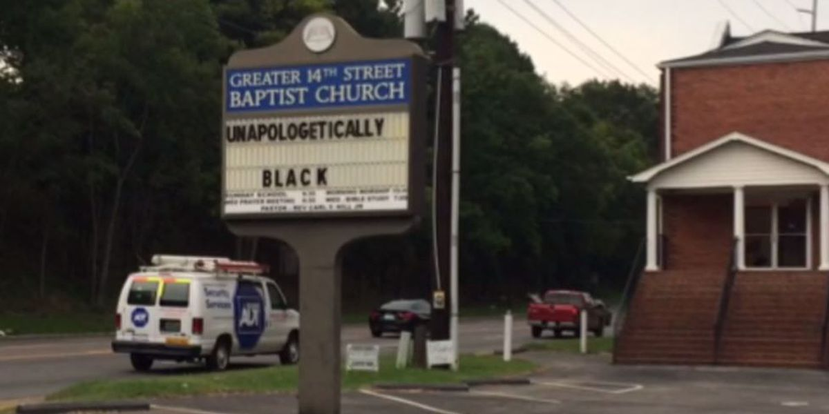 Bessemer pastor says church sign wasn't meant to be racist