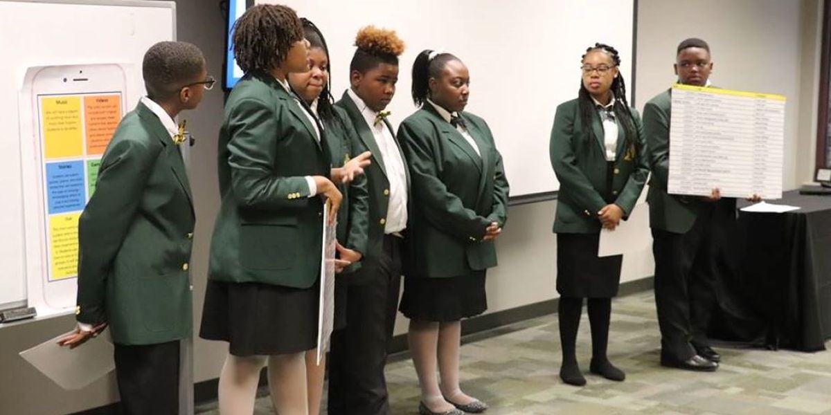 What's Right: Wilkerson Middle students take on bullying