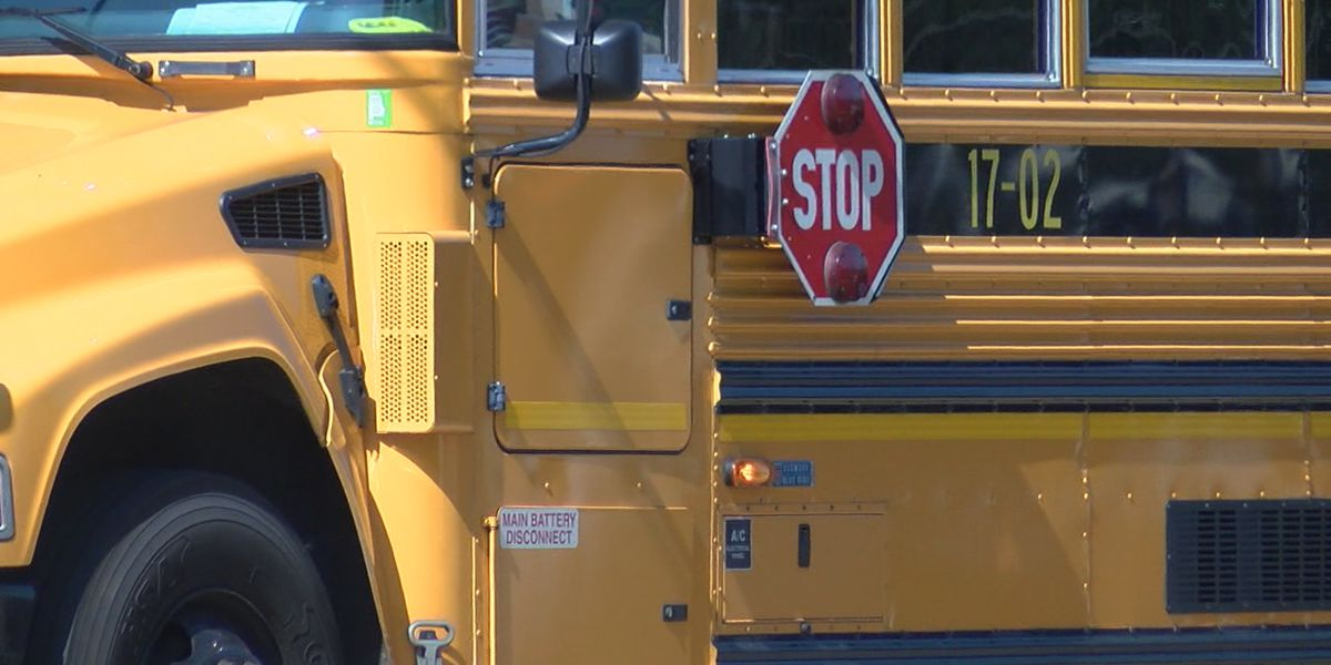 Oxford police crack down on motorists passing stopped school buses