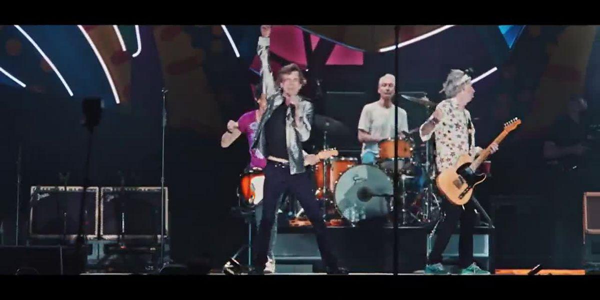 Livestreaming with Rolling Stones, Sarah Brightman, Motörhead