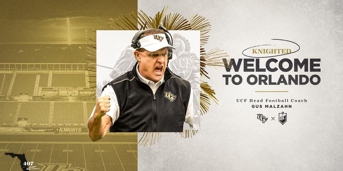 It's official: Malzahn lands head coaching job at UCF