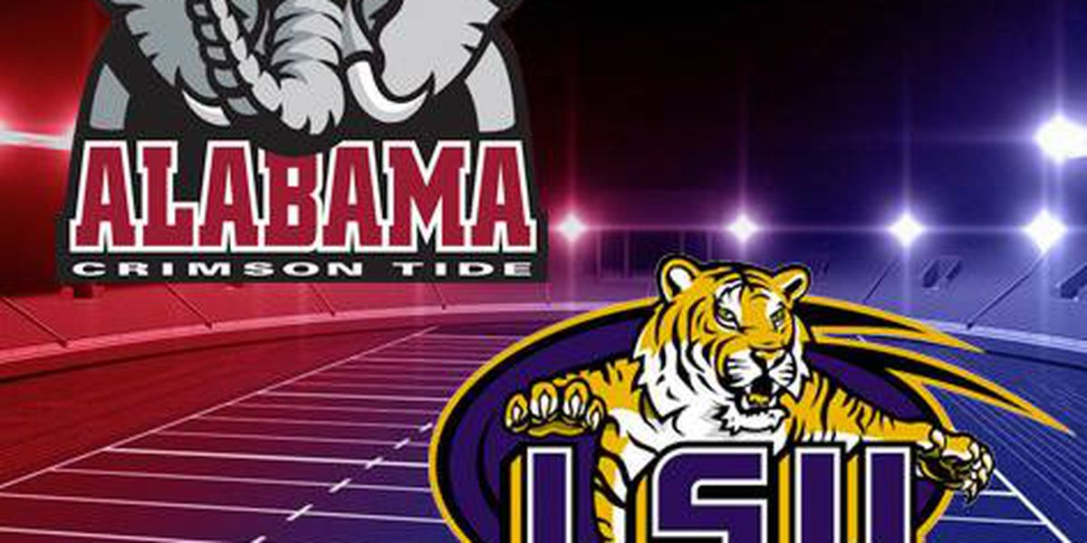 Headed to the Bama/LSU game? Gene Hallman joins GDA with game day tips