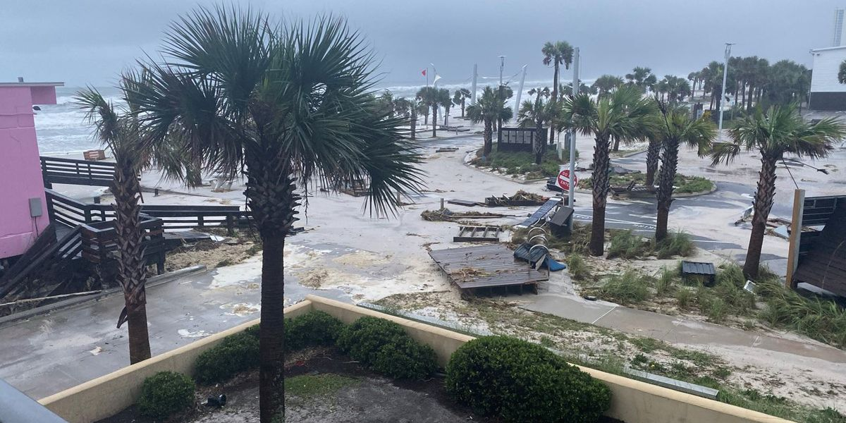 Governor Ivey issues statement on Hurricane Sally