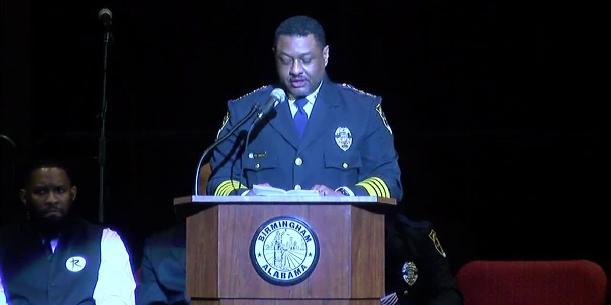 Remembering Sgt. Carter: BPD Chief Patrick Smith speaks at funeral