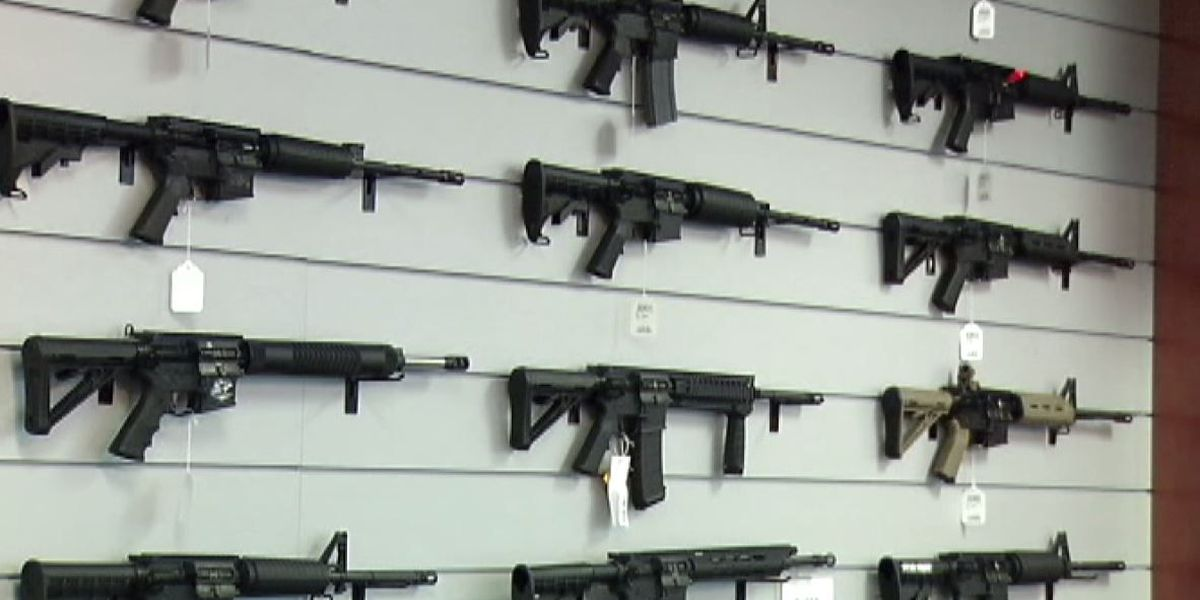 Birmingham police say there are too many guns on the street
