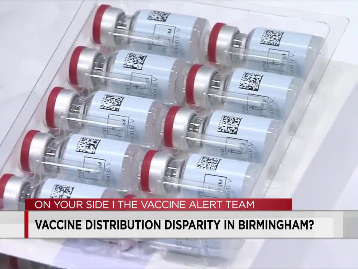 Parker addresses neglect in vaccine allocation in north Birmingham