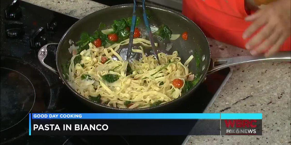 Barenaked Noodles: Pasta In Bianco
