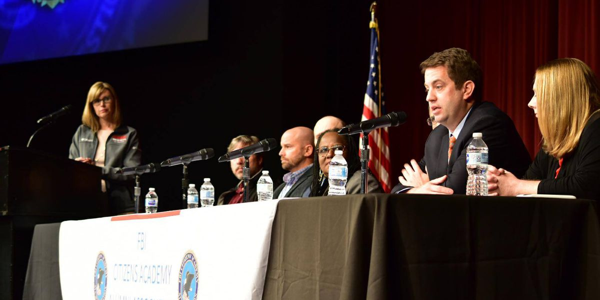Discussion panel held after 'Chasing the Dragon' airing in Birmingham