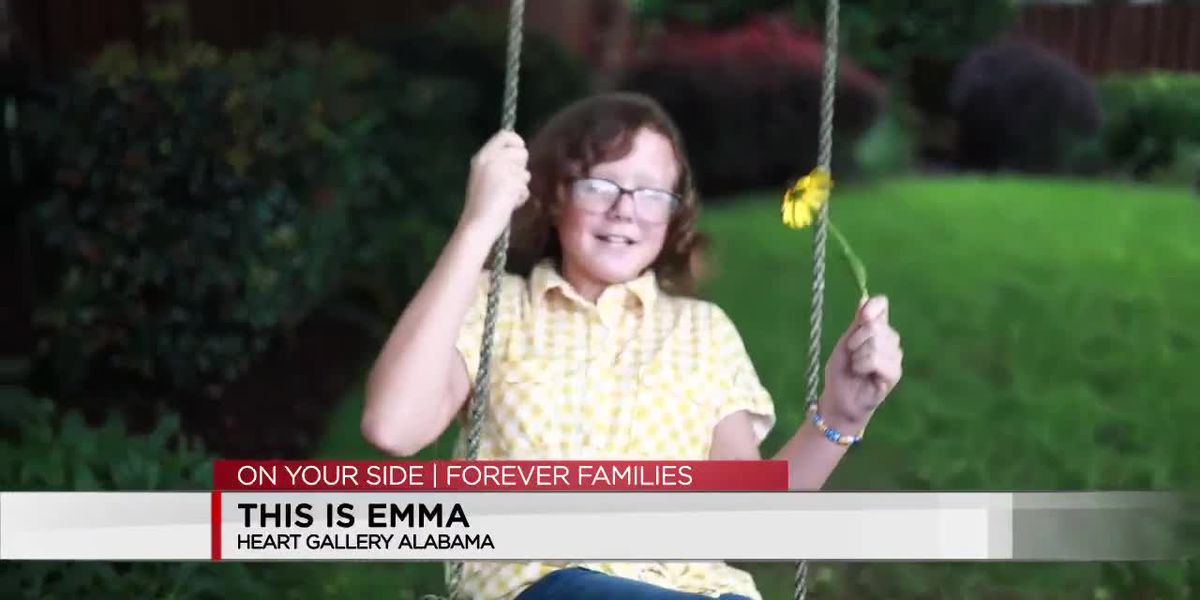 Heart Gallery Alabama: Emma