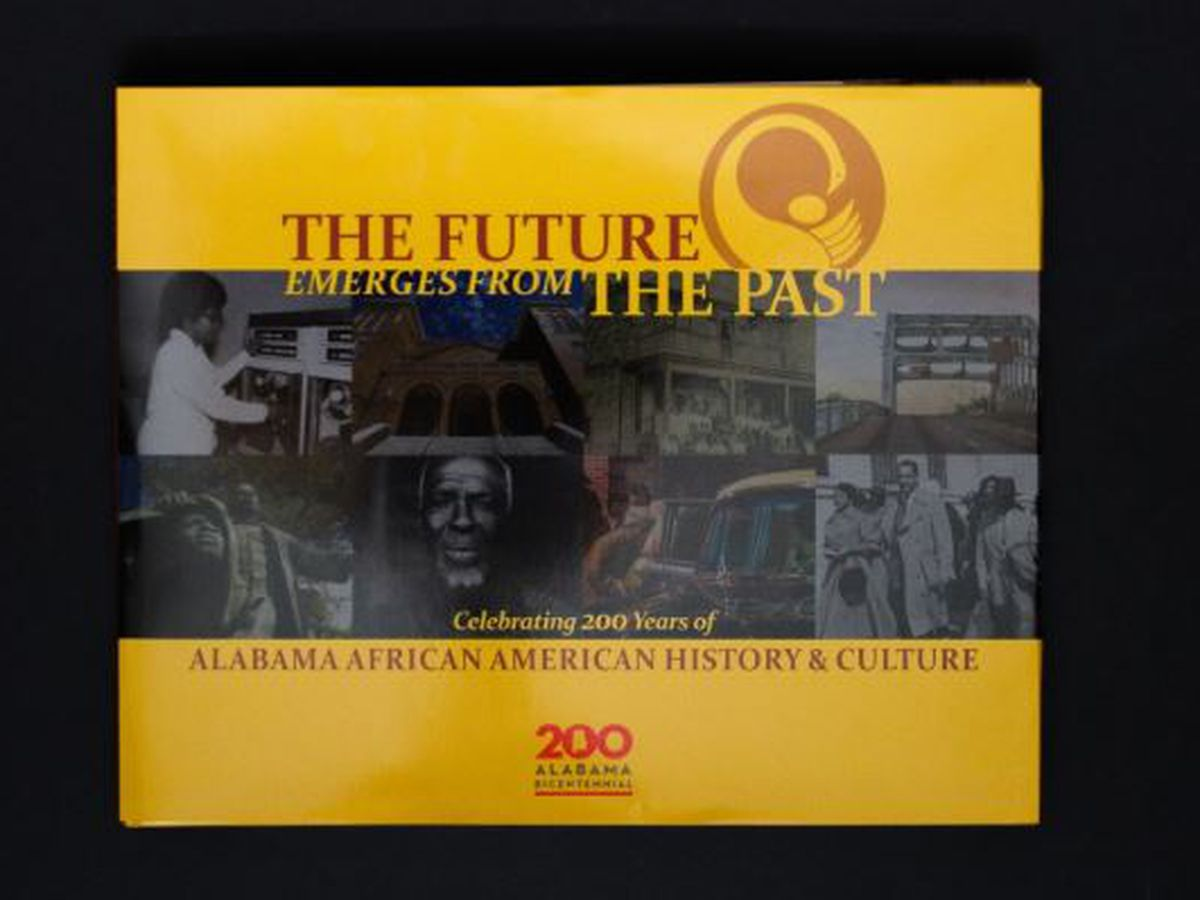 Bicentennial Black History Month book unveiled