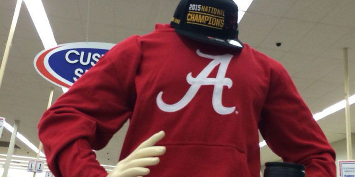 Fans react to Alabama's big win; We'll have more at 7 a.m.
