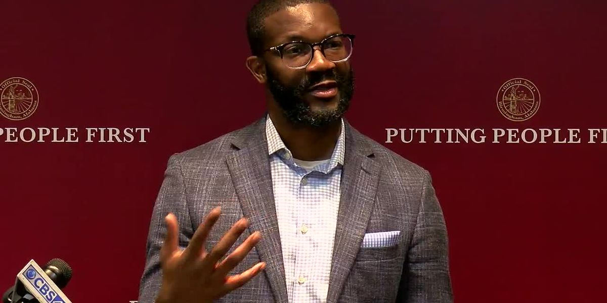 Mayor Randall Woodfin to launch re-election bid at drive-in kickoff event
