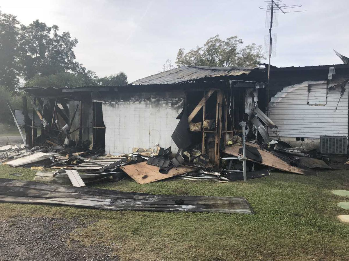 Cullman Co BBQ restaurant hopes to bounce back after fire