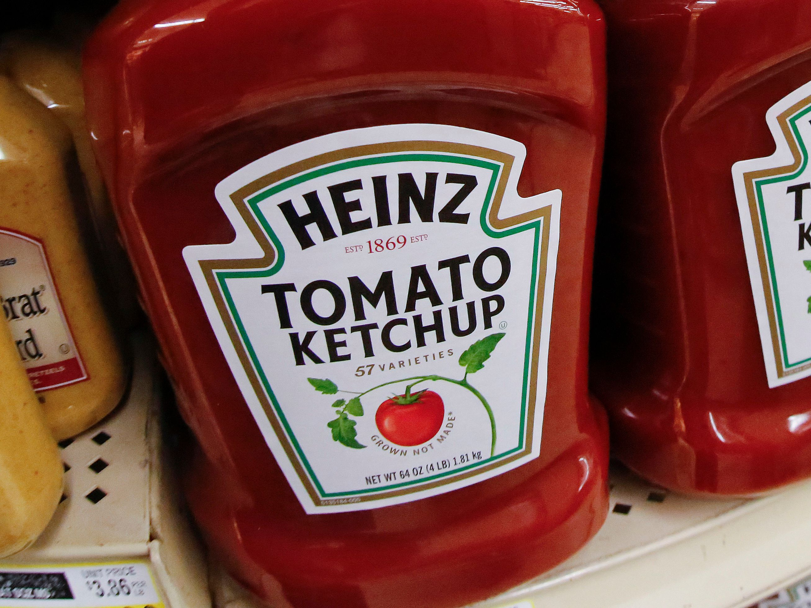 Shares in Kraft Heinz to plunge on news of US probe