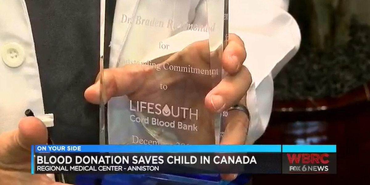 OB-GYN, RMC, LifeSouth honored for saving child's life
