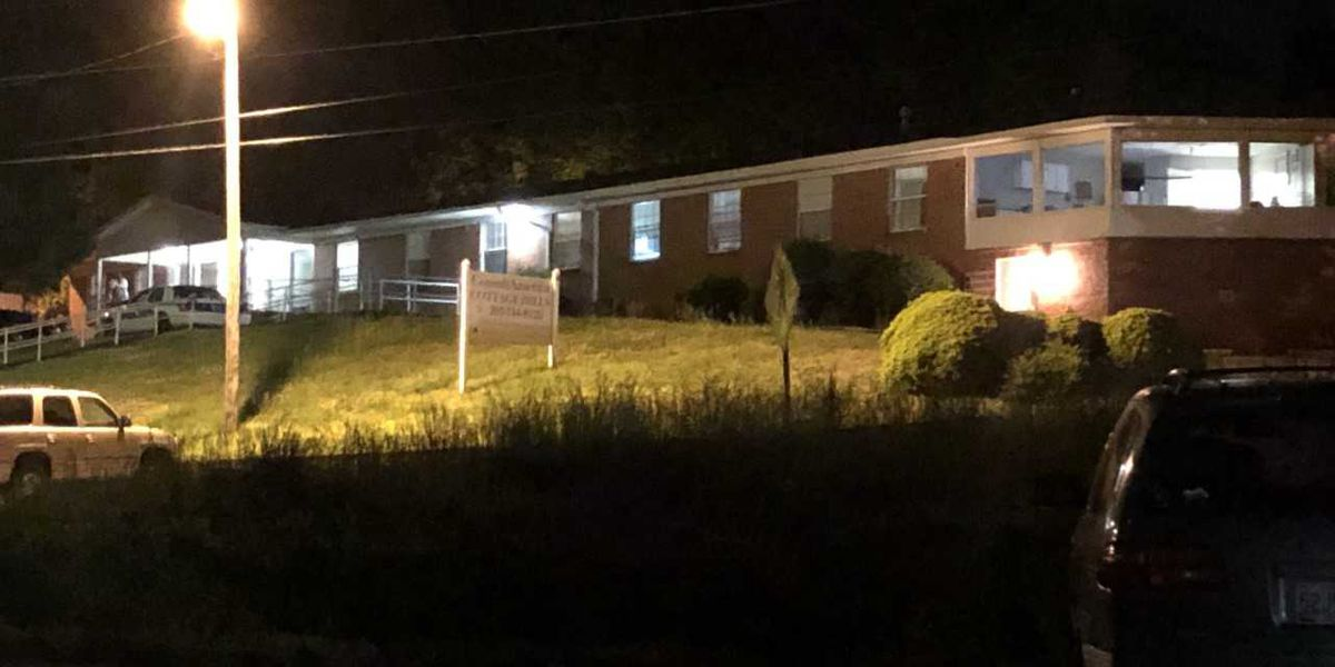 Police investigating overnight robbery at Pleasant Grove nursing home