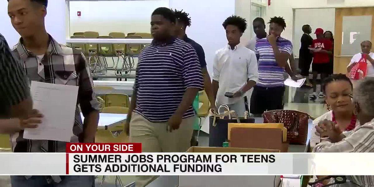Tuscaloosa expands summer jobs program