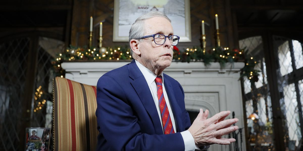 Ohio Gov. DeWine issues statewide overnight curfew in effort to slow COVID-19 surge