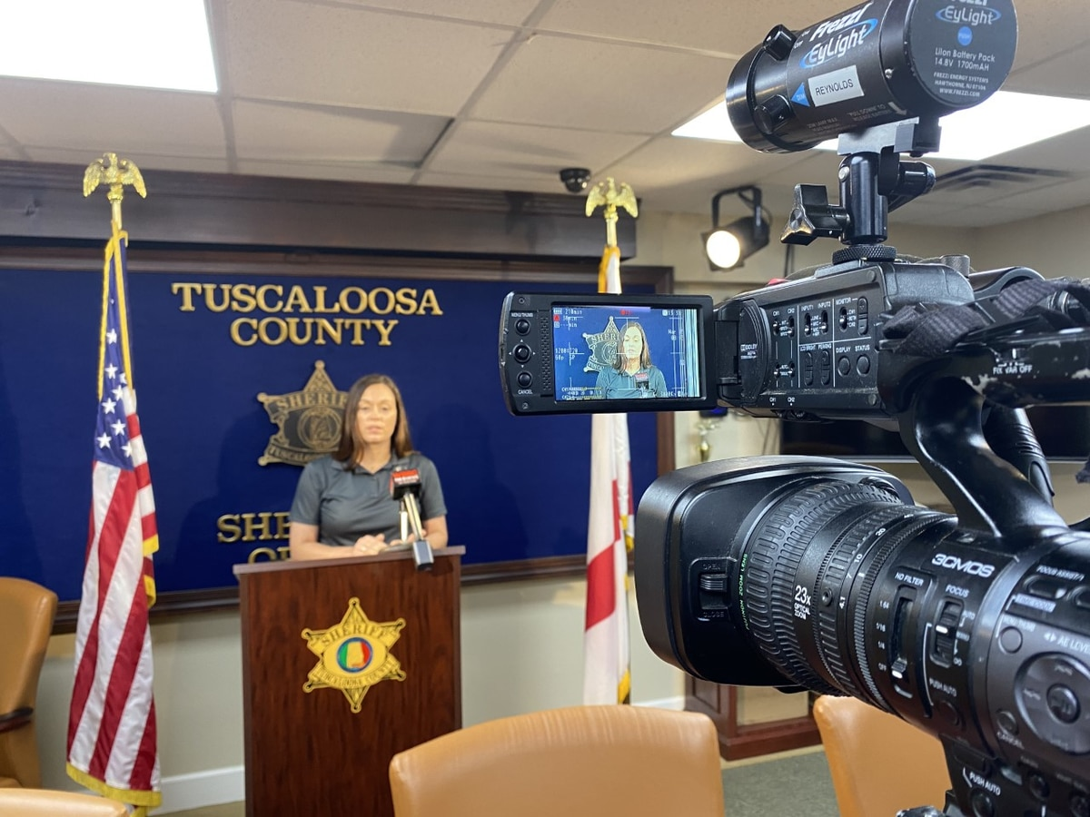 Tuscaloosa County Sheriff's Office warns of coronavirus relief scam