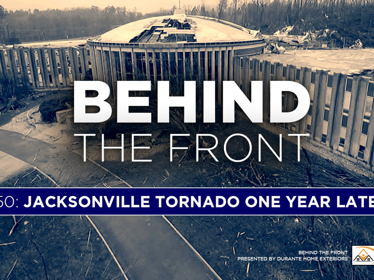 Behind the Front: JSU tornado - one year later