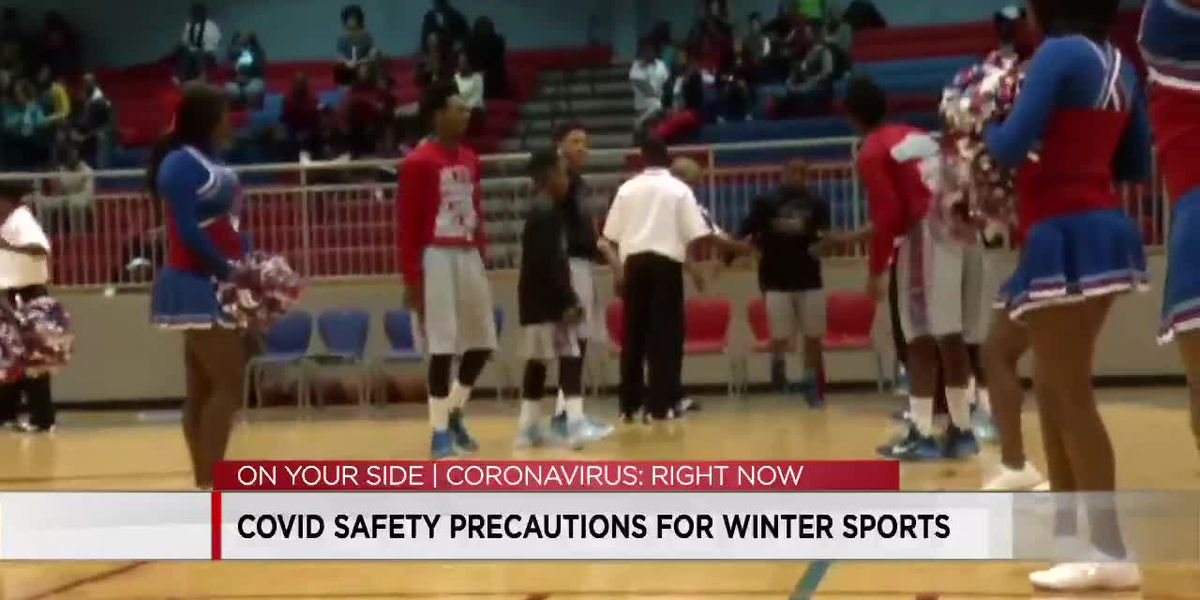 Midfield schools gearing up for winter sports with new COVID-19 safety precautions