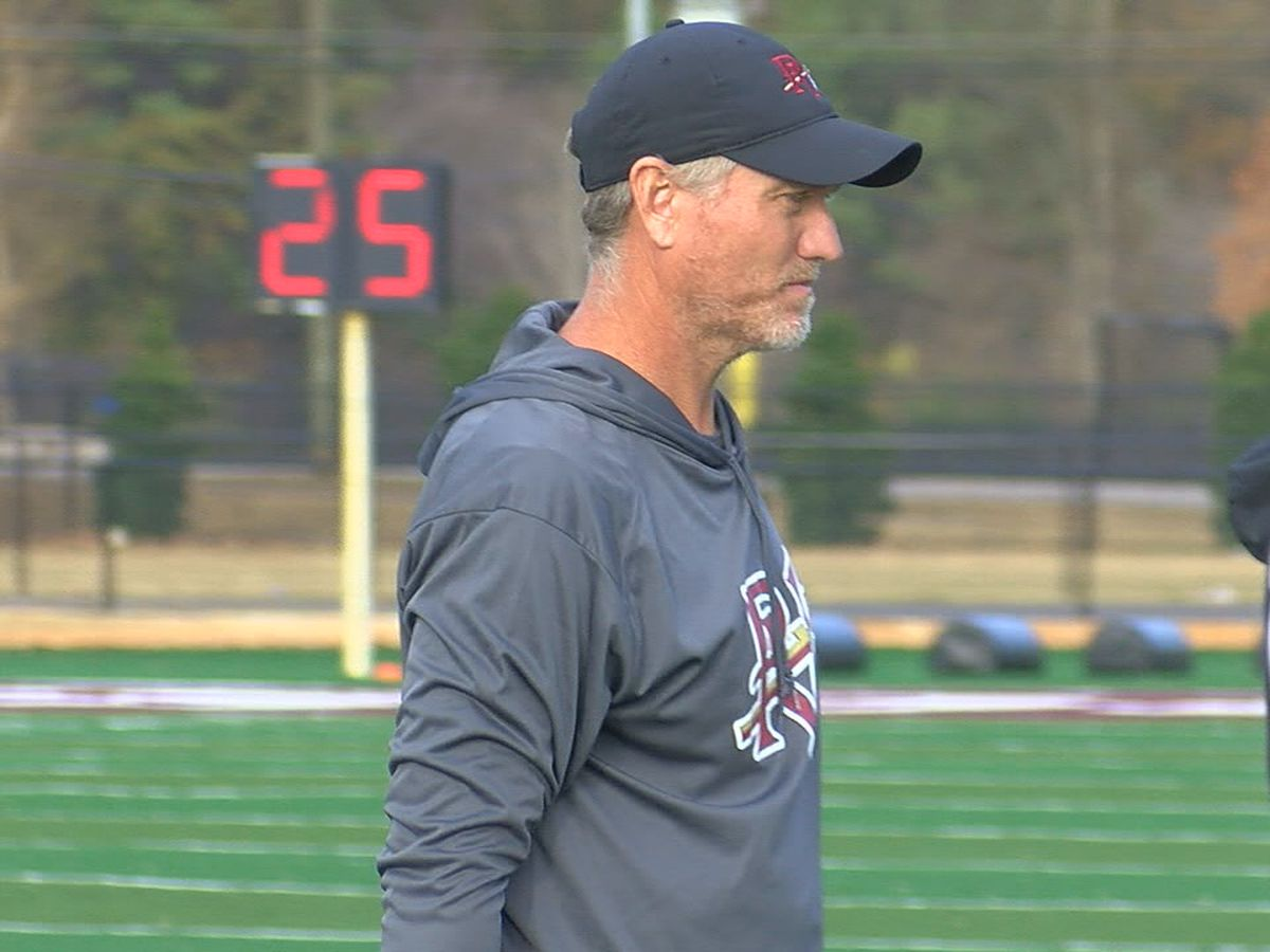 Two-time 6A state championship coach Patrick Nix leaving Pinson Valley for Central-Phenix City