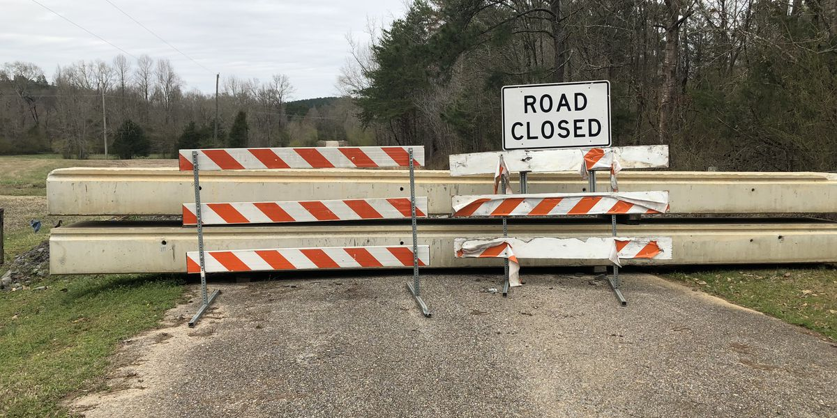 Tuscaloosa County Commission moves to replace burned bridge