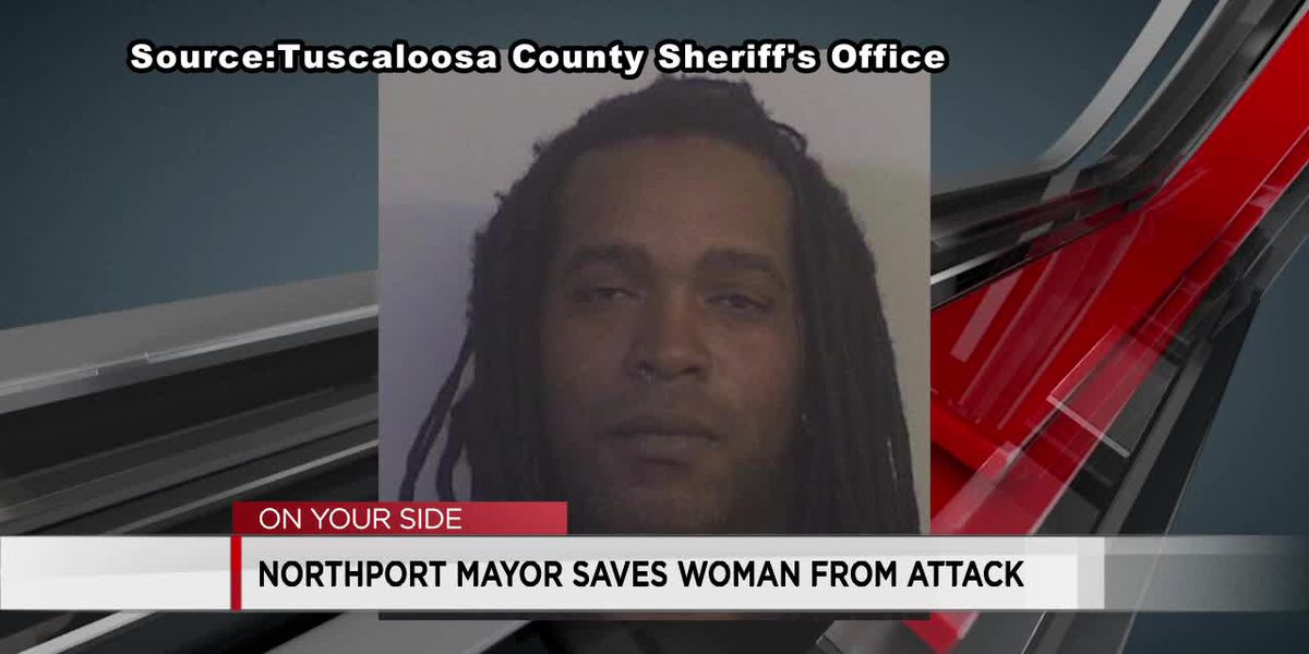 Northport Mayor helps woman hurt during a domestic incident Wednesday