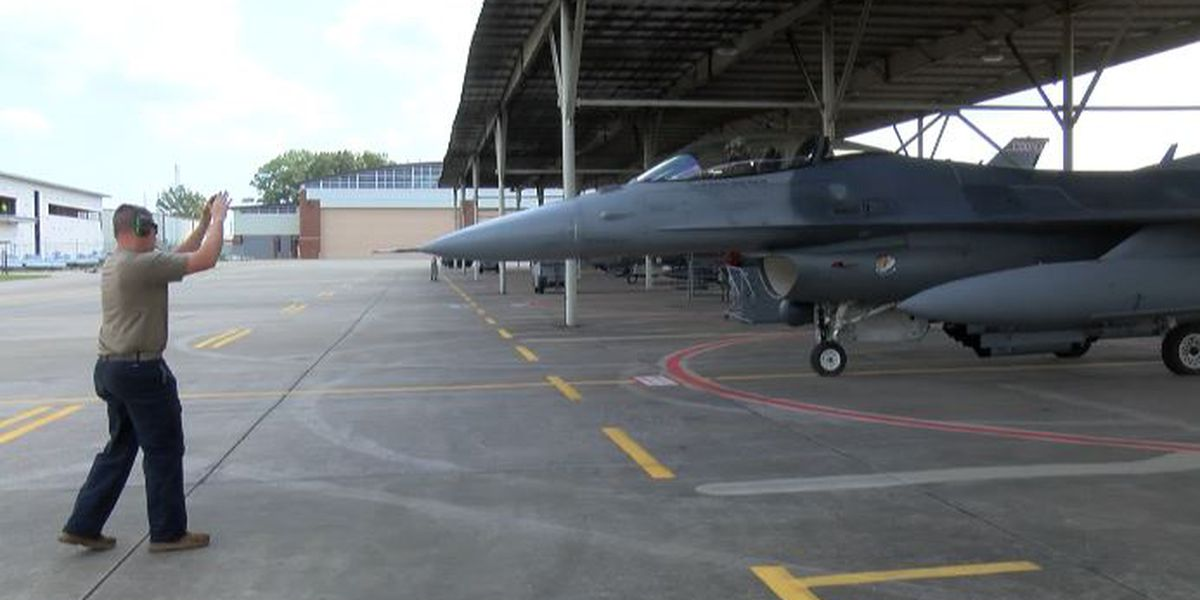 Ala. Air National Guard selected for mission to protect U.S. airspace
