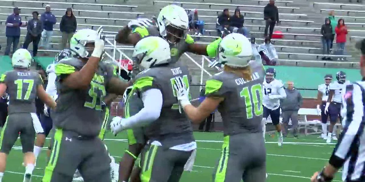 UAB bowl eligible after win over Old Dominion