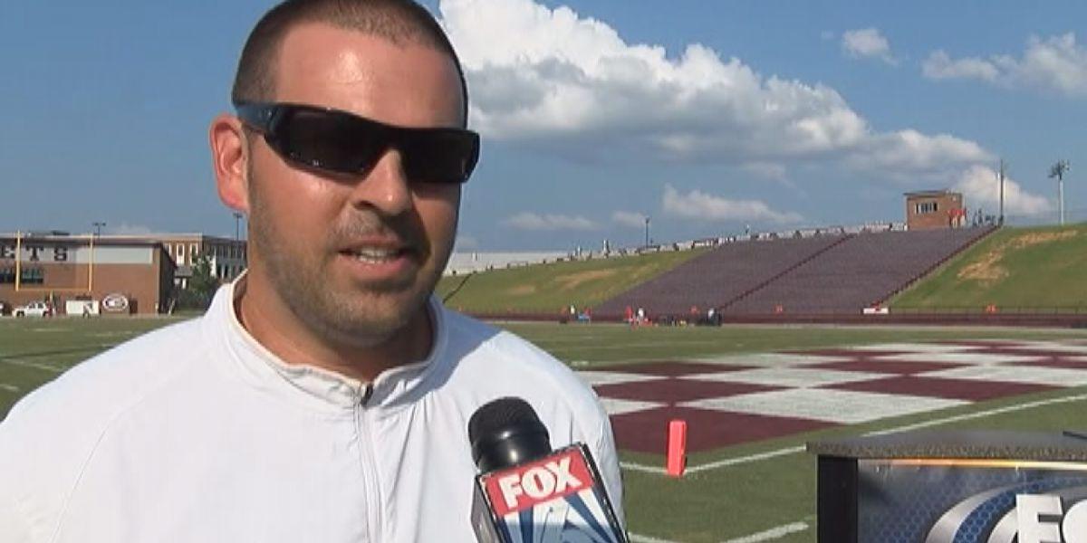 Cullman head football coach resigns